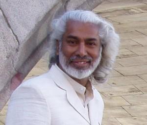 Raja Deekshithar, high priest of the Chidambaram Nataraja temple.