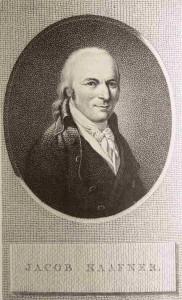 Jacob Haafner, Halle, 13 mei 1754 – Amsterdam, 4 september 1809