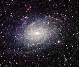 galaxy, photocredit ESO