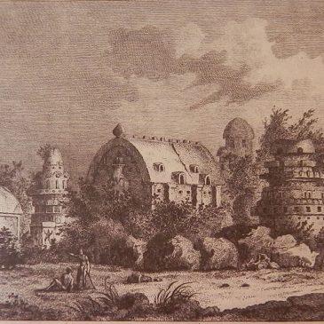 Jacob Haafner's Mahabalipuram, part 2