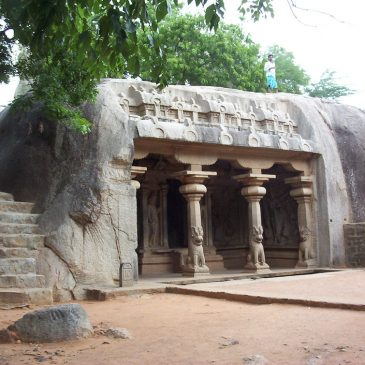 Jacob Haafner's Mahabalipuram, part 7
