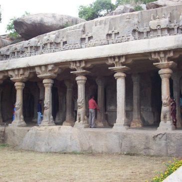 Jacob Haafner's Mahabalipuram, part 5