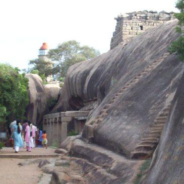 Jacob Haafner's Mahabalipuram, part 4