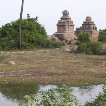 Jacob Haafner's Mahabalipuram, part 6