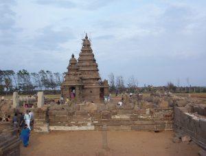 Jacob Haafner describes the Seven Pagoda's of Mahabalipuram