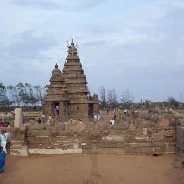 Jacob Haafner's Mahabalipuram, part 3