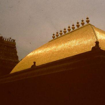 Chidambaram's Golden Roof