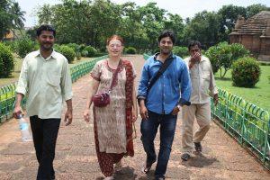 Raja Deekshithar Family Team, Kandhan, Liesbeth Pankaja, Sankar and Jayakumar