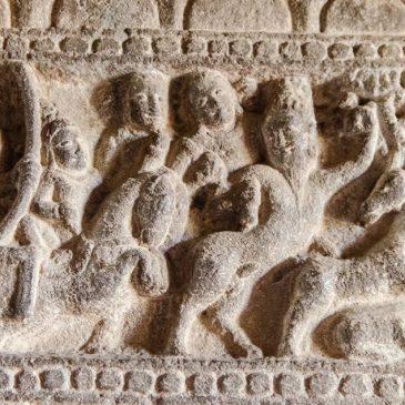 The Sphinx of India in Pattadakal?