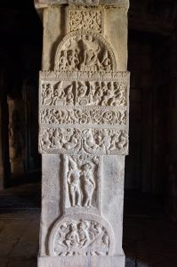 Photo credit Sashi Kolar 2016, Pattadakal, Mallikarjuna temple, 2