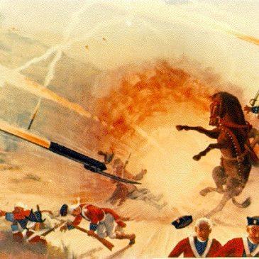 The battle of Perambani 2