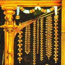 The Chidambaram Rahasyam of the Chidambaram Nataraja temple