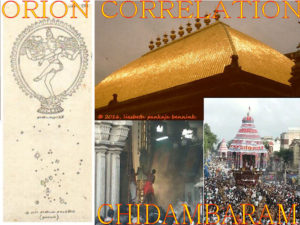 The Orion correlation in Chidambaram, India. The Nataraja dances in the heavens as Orion