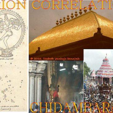 The Chidambaram Nataraja-Orion Correlation