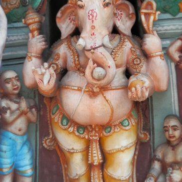 Mushika Vahana for Vinayaka Chaturthi