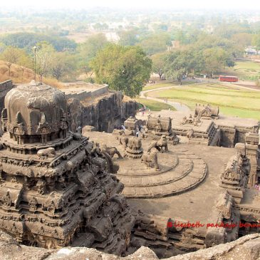 The Kailash temple of Ellora and the Shivalaya Mahatmya