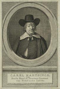 Carel Hartsinck, VOC official in Japan and Vietnam