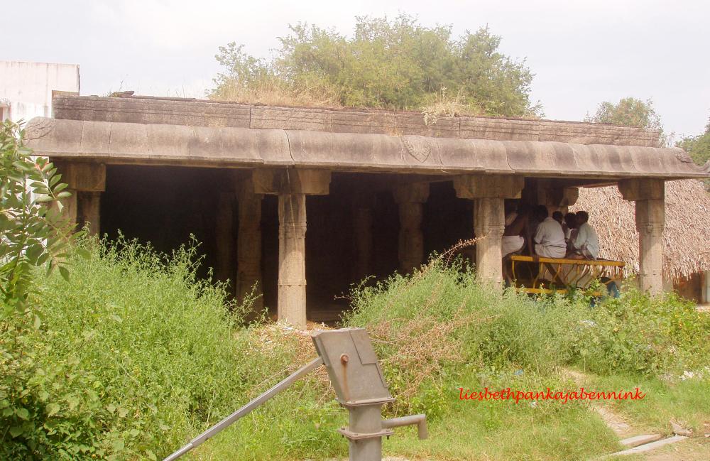 Eclipse pavilion on Villupuram-Gingee road