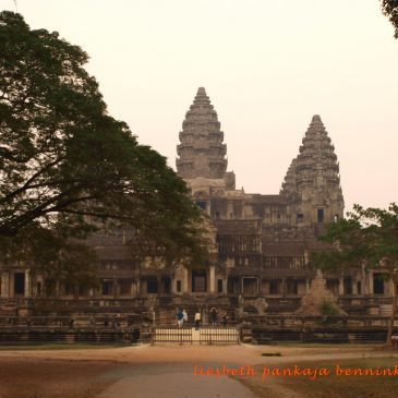 Angkor Wat, a treasure of ancient scientific knowledge