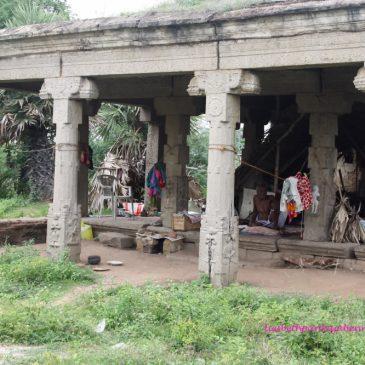 Eclipse Pavilion at Mahabalipuram
