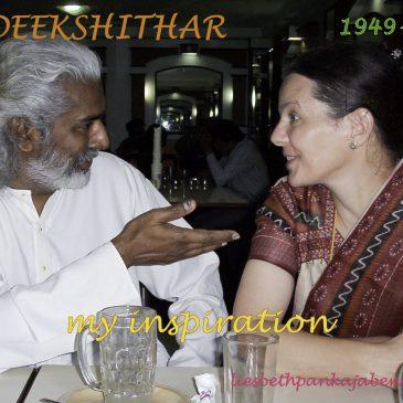 Raja Deekshithar; 1949 – 30th June 2010