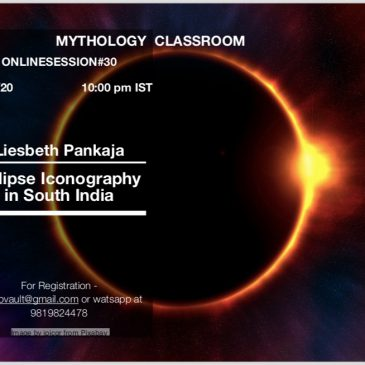 Eclipse Iconography in South India 27 September @ Mythology Classroom
